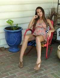 Sundress featuring Charity Crawford by Als Photographer