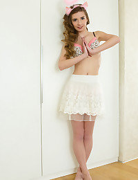 Perfect teen doll never changes who she is and stays true to her exceptionally sexy style and naked perfection.